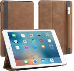 "Etui  Apple iPad Pro 9.7"" - Couverture + Pen, brown vintage - B01DBYTRVO"