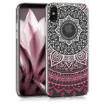 Etui do na Apple iPhone X Crystal TPU słońce - 4057665272293