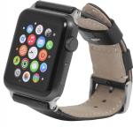 Pasek Apple Watch 42 mm, czarny - B0183W1LC2