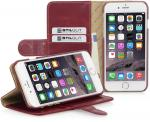 "Etui do na Apple iPhone 6 / 6S 4.7"" - Talis Stand, bordowy - B00OTAYJ2C"