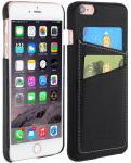 Etui do na Apple iPhone 6s Plus - Cover, czarny - B01EYQ5RKS