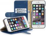 "Etui do na Apple iPhone 6 / 6S 4.7"" - Talis Stand, niebieski - B00OTAYMPG"