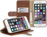 "Etui do na Apple iPhone 6 / 6S 4.7"" - Talis Stand, brązowy - B00OTAYFJE"