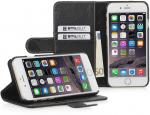 "Etui do na Apple iPhone 6 / 6S 4.7"" - Talis Stand, czarny - B00OTAY6NO"