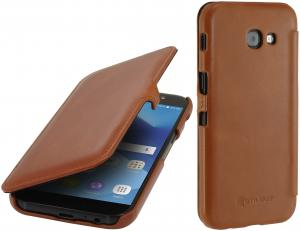 Etui  Samsung Galaxy A5(2017) - UltraSlim Book, brown - B01N0X5WA6