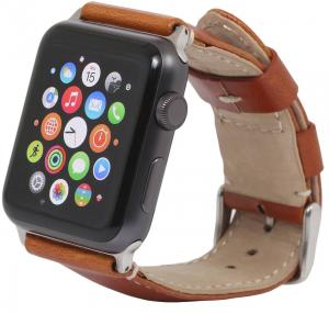Pasek  Apple Watch 42 mm, brown vintage - B0183W1H7G