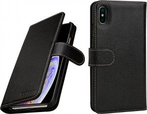Etui do na Apple iPhone Xs Max - Talis, czarny - B07HF7FSYW