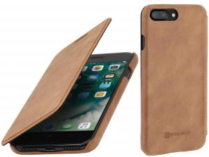 "Etui do na Apple iPhone 7 / 8 Plus (5.5"") - Book, czarny - B01LL425AG"
