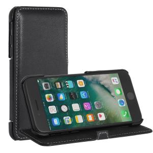 "Etui do na Apple iPhone 7 / 8 Plus (5.5"") - Book Stand, czarny - B01LXLGVT9"