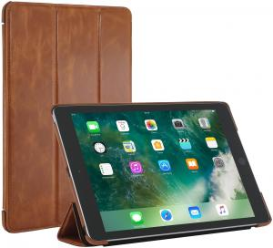 "Etui Apple iPad 2017 (9,7"") - Couverture, brown - B072BB1NMV"