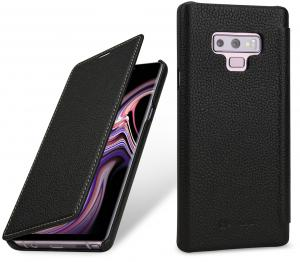 Etui do na Samsung Galaxy Note 9 - Book, czarny - B07GJF8BH5
