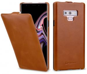 Etui do na Samsung Galaxy Note 9 - UltraSlim, brąz - B07GJJQCK9