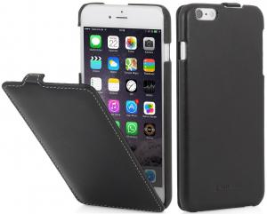 "Etui  Apple iPhone 6 Plus / 6S Plus 5.5"" - UltraSlim, black nappa - B00NHPM97C"