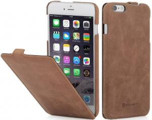 "Etui  Apple iPhone 6 Plus / 6S Plus 5.5"" - UltraSlim, brown VE - B00O7RDPPE"
