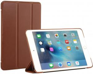 Etui  Apple iPad Mini 4 - Couverture, brown - B015J4P7NG