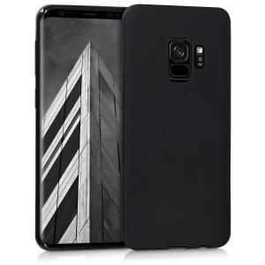 Etui do na Samsung Galaxy S9 - TPU czarny matt - 4057665333598