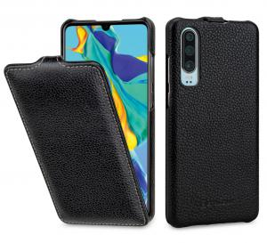 Etui do na Huawei P30 - UltraSlim, czarny - B07PYRLS95