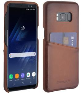 Etui Samsung S8 Plus - Cover, brown Antik - B073RHXK8V
