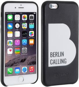 Etui  Apple iPhone 6s Plus - Cover BERLIN CA, black - B01KA00WFC