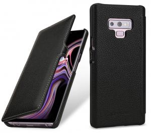 Etui do na Samsung Galaxy Note 9 - UltraSlim Book, czarny - B07GJD3KVP