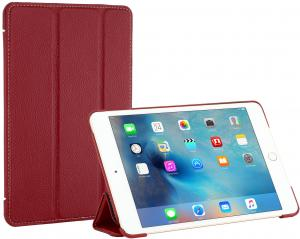 Etui  Apple iPad Mini 4 - Couverture, red - B015J4PC8G