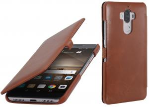Etui do na Huawei Mate 9 - UltraSlim Book, czarny - X000M6MHRJ
