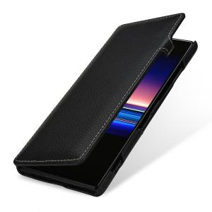 Etui do na Sony Xperia 1 - UltraSlim Book, czarny - 4251706201789