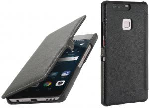 Etui do na Huawei P9 Plus - UltraSlim Book, czarny -B06XDQPQCM