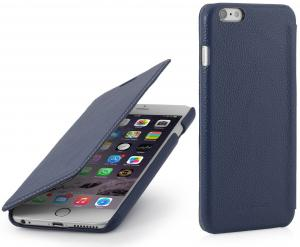 "Etui  Apple iPhone 6 Plus / 6S Plus 5.5"" - Book, navyblue - B00NHPLEFU"