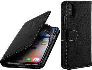 Etui do na Apple iPhone X / Xs - Talis, czarny - B075JGFLJ1