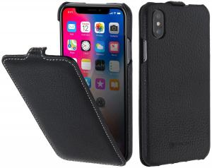 Etui do na Apple iPhone X / Xs - UltraSlim, czarny - B075JJWH56