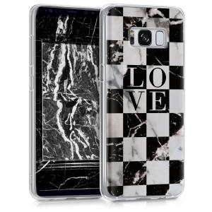 Etui do na Samsung Galaxy S8 - TPU Love Caro - 4057665308787