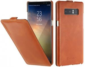 Etui do na Samsung Galaxy Note 8 - UltraSlim, brązowy - B075JJX963