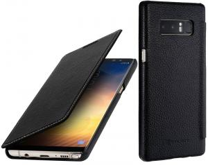 Etui do na Samsung Galaxy Note 8 - Book, czarny - B075JSMK6T