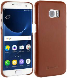 Etui do na Samsung Galaxy S7 Edge - Cover, czarny - B01H7B3KRY