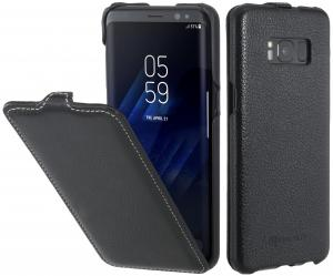 Etui Samsung Galaxy S8 Plus - UltraSlim, black - B06XWWD6X7