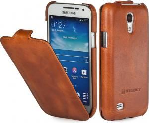 Etui  Samsung Galaxy S4 i9500 - UltraSlim, brown - X0005PGY5N