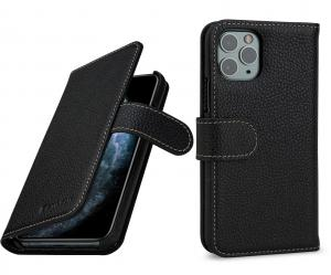 Etui do na Apple iPhone 11 Pro - Talis, czarny - 4251706200676