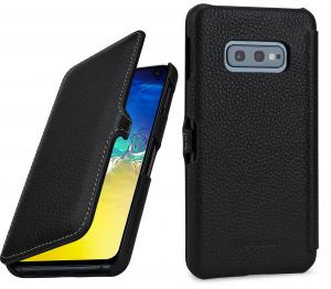 Etui do na Samsung Galaxy S10e - UltraSlim Book, czarny - B07PB3KZD5