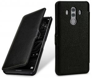 Etui do na Huawei Mate 10 Pro - UltraSlim Book, czarny - B0783QH4XQ