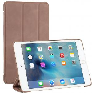 Etui  Apple iPad Mini 4 - Couverture, brown vintage - B015J4P9OI