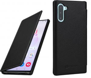 Etui do na Samsung Note 10 - Book, czarny - B07WDQ3KJ5