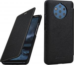 Etui do na Nokia 9 Pureview - Book, czarny - B07Q64PHGH
