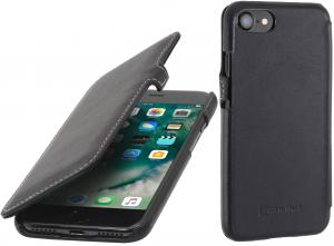 "Etui do na APPLE IPHONE 7 / 8 (4.7"") / SE (2020) - UltraSlim Book, czarny - B01LL41X2W"