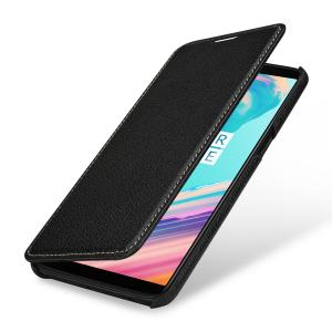 Etui do na OnePlus 5T - Book, czarny - B07891B6MB