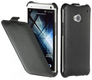 Etui  HTC One M7 - SlimCase, black - X0006391J5