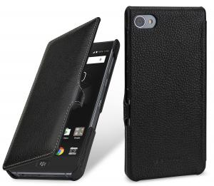 Etui do na Blackberry Motion - UltraSlim Book, czarny - B0785QSF76