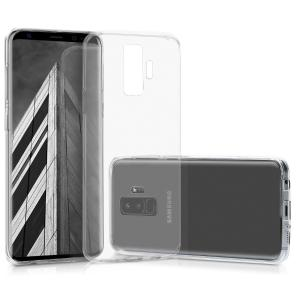 Etui do na Samsung Galaxy S9 Plus - TPU transparent - 4057665333703
