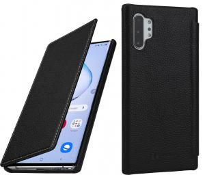 Etui do na Samsung Note 10+ - Book, czarny - B07WGV4J93