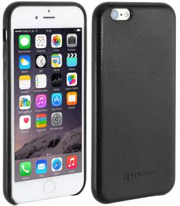 Etui  Apple iPhone 6s Plus - Cover Premium, black nappa - B01EYNZX0A